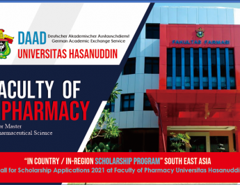 Scholarship Offer for Master Program in Pharmaceutical Sciences: In-Country/In-Region Scholarship Programme South East Asia by DAAD